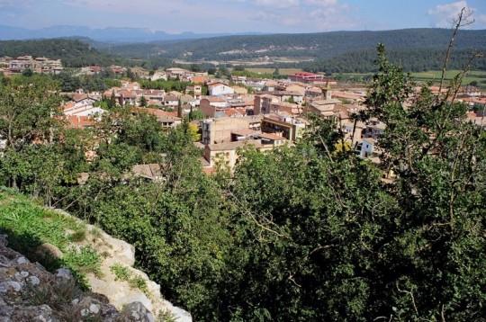 Vista general de Sant Julià de Vilatorta (Osona) [Imatge del web municipal]