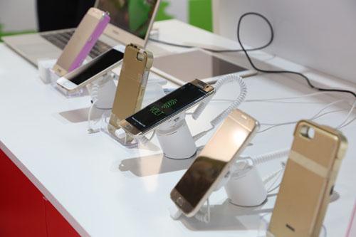 EL MWC16 acull la presentació de les darreres novetats en telefonia mòbil (Foto @GSMA)