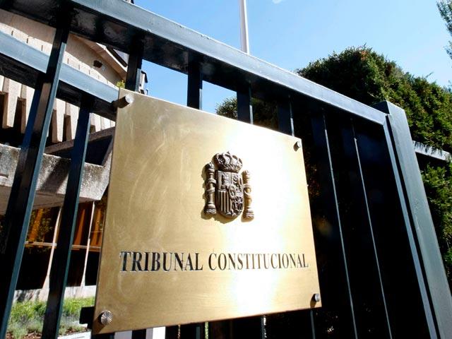 Seu del Tribunal Constitucional a Madrid