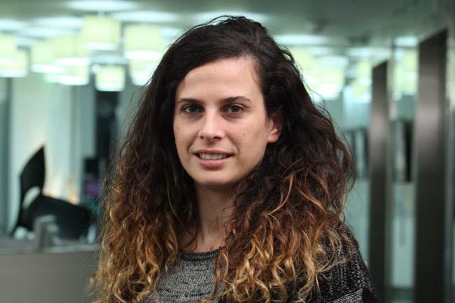 Francesca Bria ha estat nomenada Comissionada de Tecnologia i Innovació Digital de l'Ajuntament de Barcelona (Fotografia de l'Aj. de Barcelona)