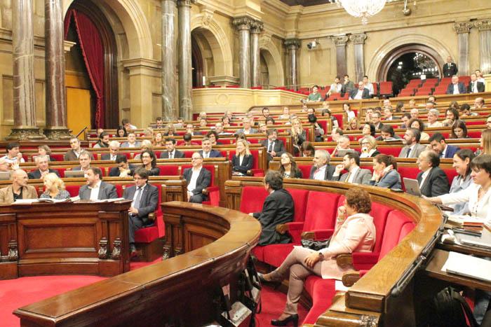 El Parlament ha iniciat la tramitació de l'Agència de Ciberseguretat de Catalunya (Fotografia @parlament_cat)