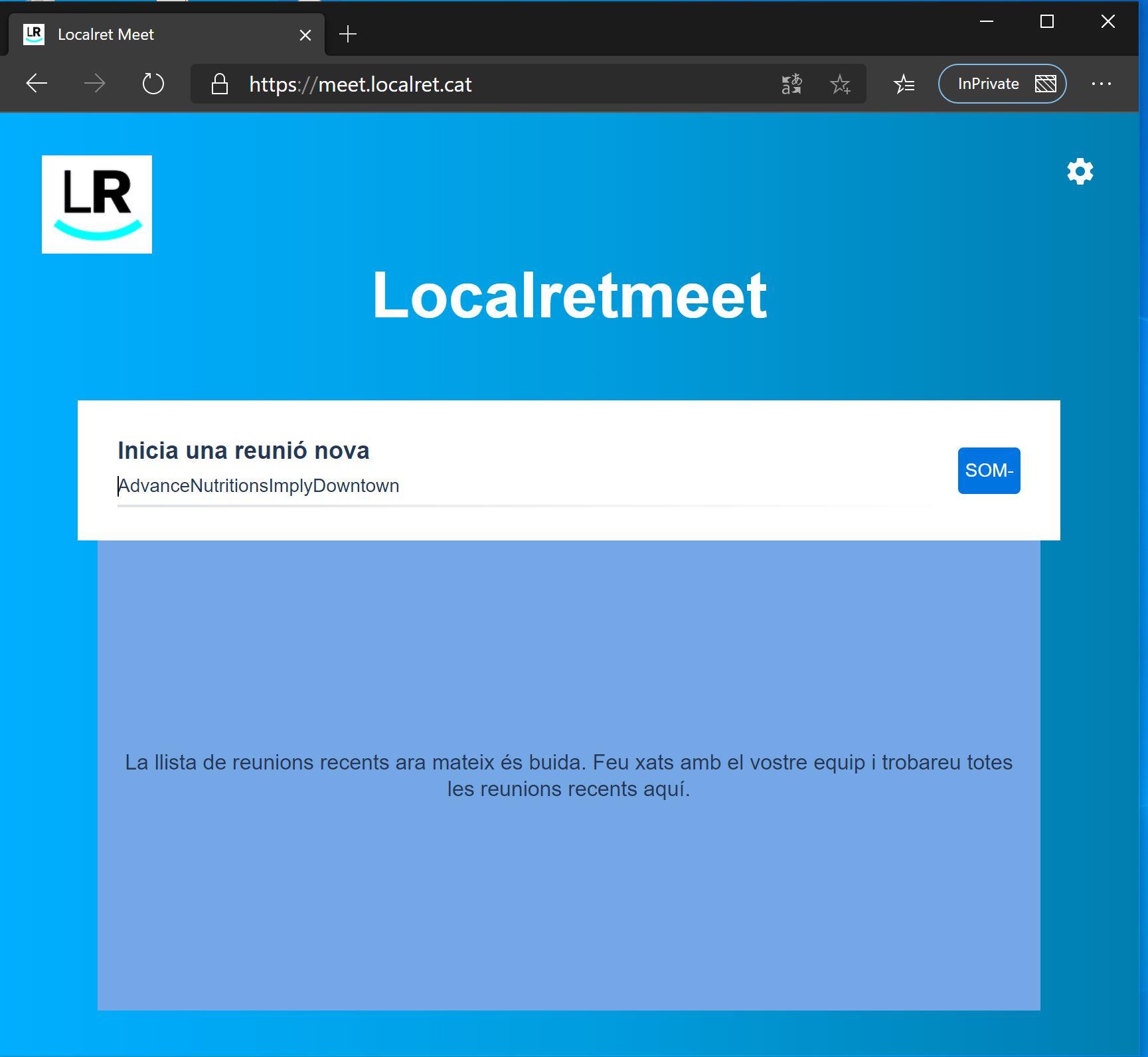 Lloc Localretmeet